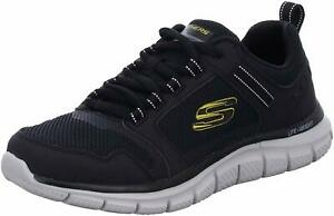 Skechers-232001-BKGD-Scarpe-Basse-Stringate-da-Uomo-232001-BKGD-SCARPA