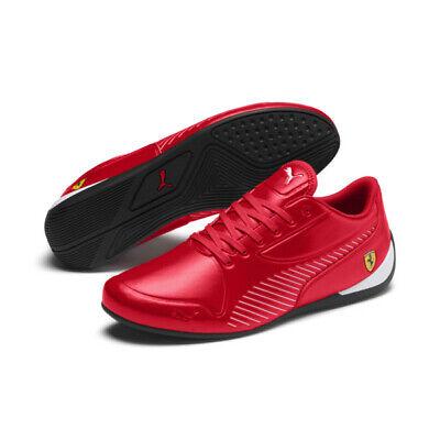 SALE!! NEW NIB Men's Puma Scuderia SF Ferrari Drift Cat 7 Ultra 306424 04  Red | eBay