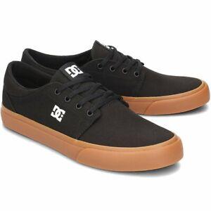DC-SHOES-TRASE-TX-BLACK-GOLD-BG3-SCARPE-SKATE-SHOES-SNEAKERS