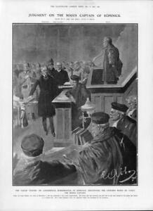 1906-Antique-Print-GERMANY-Kopenick-Berlin-Langerhaus-Burgomaster-Voigt-241