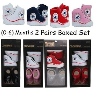 INFANT BABY ALLSTAR CONVERSE BOOTIES