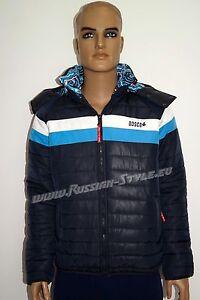 Bosco-Sport-RUSSIAN-OLYMPIC-TEAM-SOCHI-Herren-Freizeit-Jacke-7102-blau
