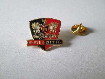 B1 Exeter City Fc Club Spilla Football Calcio Pins Fussball Inghilterra England