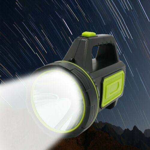 100000LM WATERPROOF RECHARGEABLE WORK LIGHT TORCH CANDLE CAMPING HANDHELD LAMP
