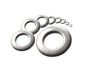 200 RONDELLE DIN 125 zincato-m8-M 8,4 mm