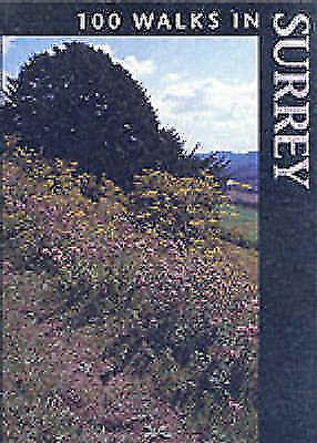 1 of 1 - 100 Walks in Surrey by Richard Sale (Paperback, 1994)