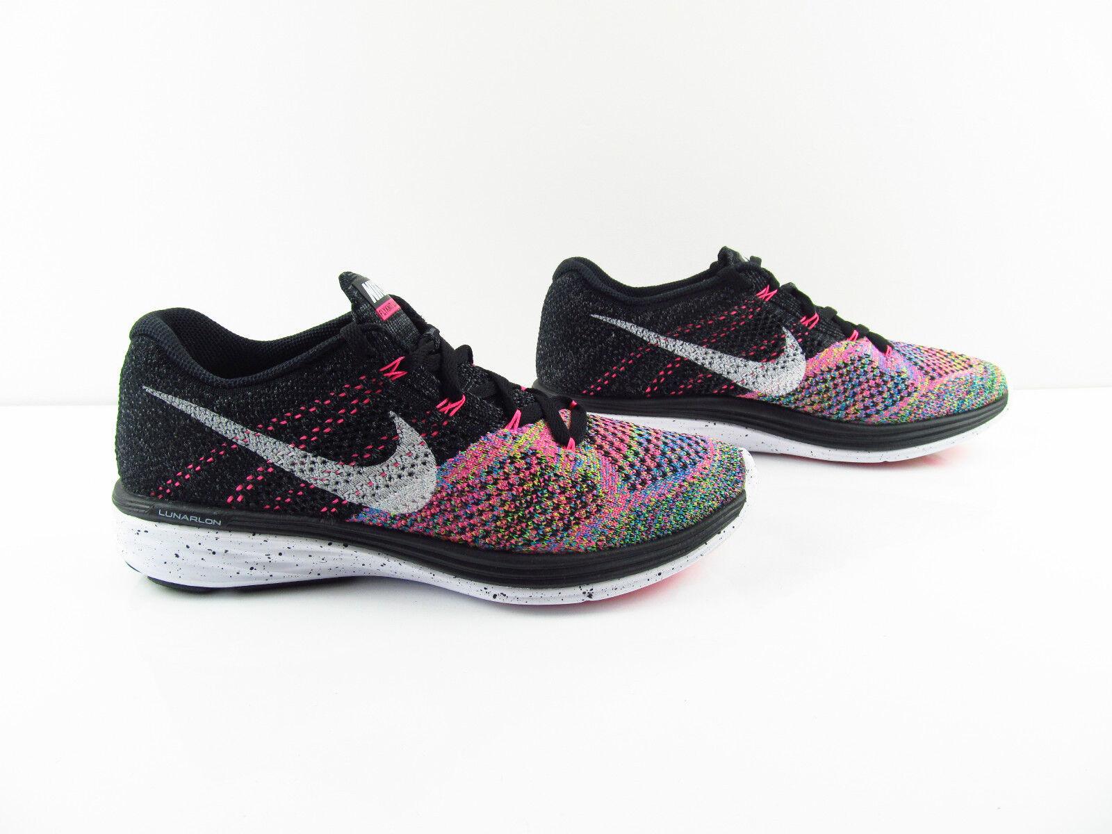 Nike Wmns Flyknit Lunar3 MultiFarbe Rosa Pow US_8 UK 5.5 Eur 39  | Elegante und robuste Verpackung
