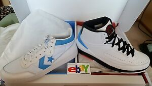 sneakers for cheap 30cf8 c53bb Image is loading Air-Jordan-X-CONVERSE-PACK-2-Retro-02-
