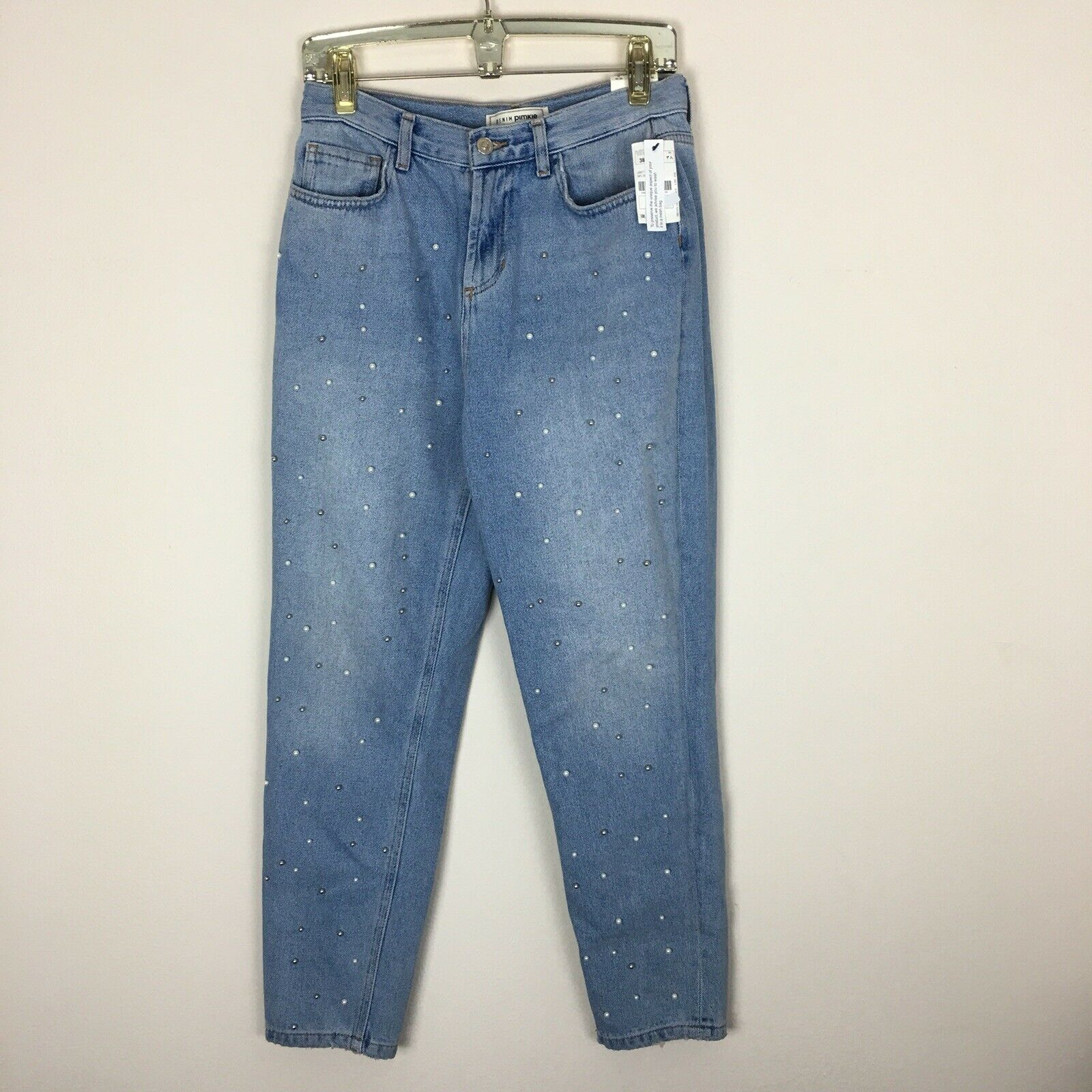 Denim Pimkie   Pearl Mom High Waist Jeans