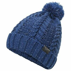 Mens-Ladies-Pro-Climate-Ultra-Reflective-Hi-Vis-Cable-Twist-Turn-Up-Beanie-Hat