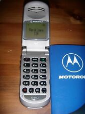 MOTOROLA V3688 GSM STARTAC DATTERO ORIGINALE NUOVO GIACENZA MAGAZZINO IMMACOLATO