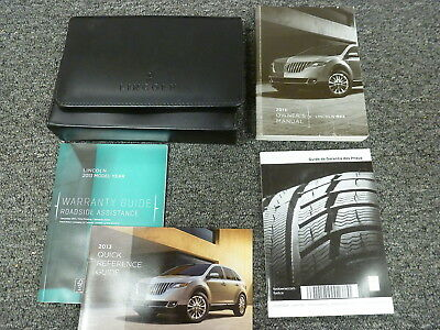 2011 Lincoln MKS Owner/'s Owners Manual Books Guide Literature NAVIGATION NEW