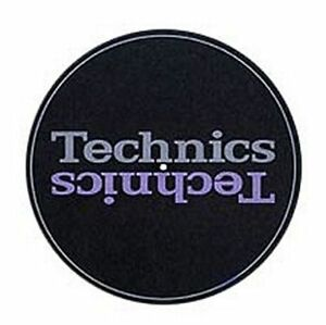 Technics-RGS0005Z-1-SL-1200-Series-MK3-MK5-MK6-etc-Genuine-Slipmat-Slip-sheet