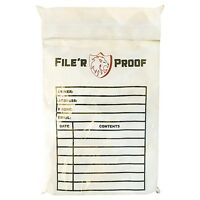 Fireproof/fire Resistant 15.5x11 Envelope Bag For Money/documents/jewelry/v...