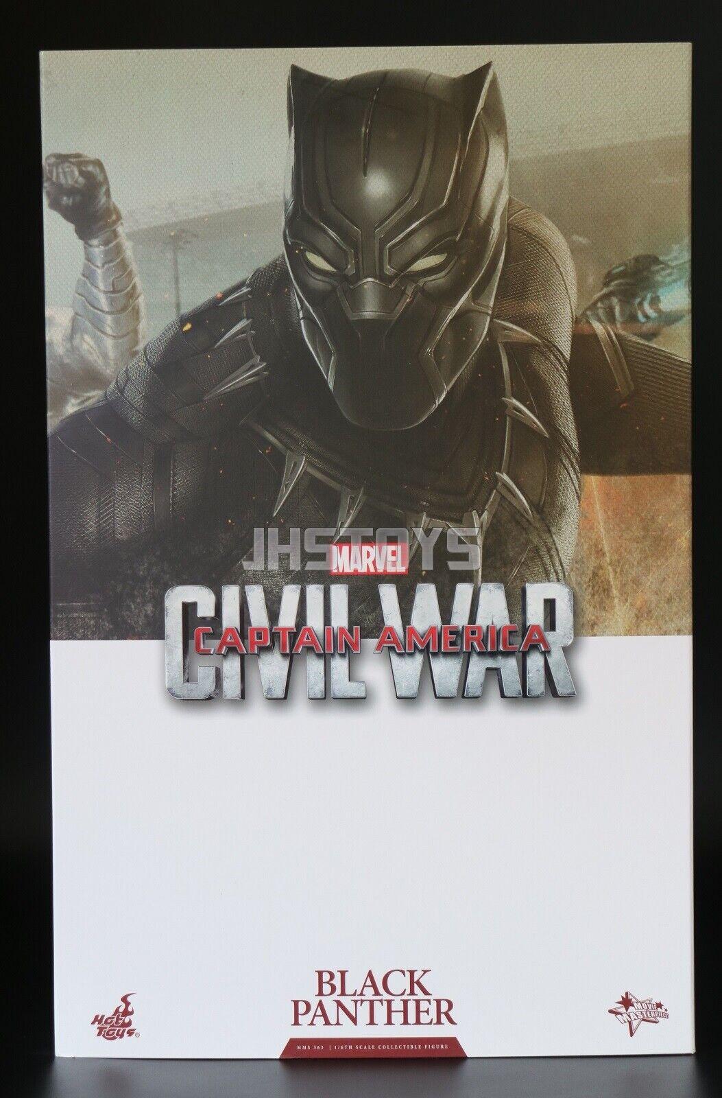 Hot Toys 1 6 Captain America Civil Civil Civil War Falcon MMS363 de3799