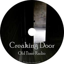 The Creaking Door Old Time Radio Show OTR 60 Episodes on 29 Audio CDs Free Ship  sc 1 st  eBay & The Creaking Door - 60 Old Time Radio Shows on Mp3 Dvd-cd | eBay