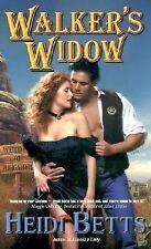 BUY 2 GET 1 FREE Walker's Widow by Heidi Betts (2002, Paperback)
