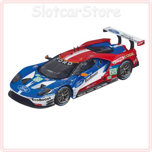 "Carrera Evolution 27533 Ford GT Race Car /""No.68/"" 1:32 Slotcar Auto"