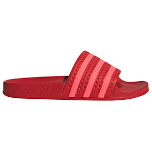 Adidas-Originals-Adilette-Scarlet-Red-Women-Made-In-Italy-Lifestyle-New-EE6185
