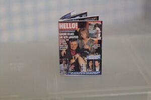 Agressif Maison De Poupées (handcrafted = Hello Magazine-afficher Le Titre D'origine Pour AméLiorer La Circulation Sanguine