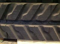 (2-tracks) Yanmar Rubber Track B5 50-1 B50-2 B50-2a B5-1 B6 400x72.5n72 40072572
