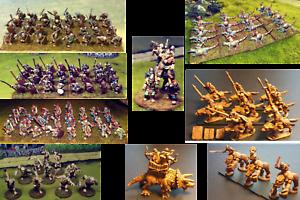 15 mm ejército de fantasía orcian Core (152 figuras) normalmente  179.00