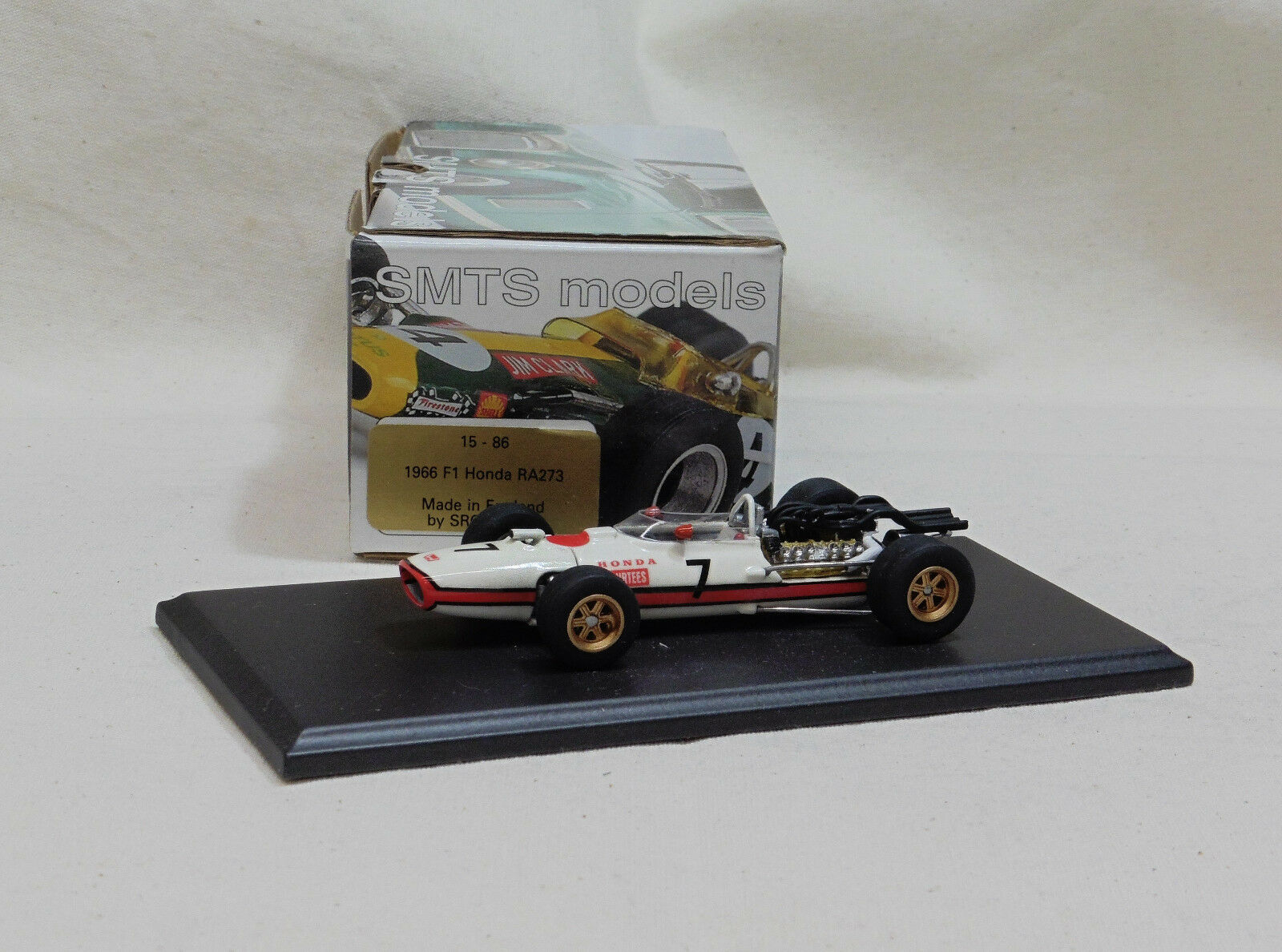 1 43 SRC15 1967 HONDA RA273 SURTEES MONACO WITH REMOVEABLE NOSE BY SMTS
