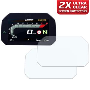Connectivity NANO GLASS Dashboard Screen Protector 2018+ BMW R1250GS