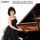 Noriko Ogawa Plays Mozart Sonatas Super Audio Hybrid CD (CD, Nov-2012, BIS (Sweden))