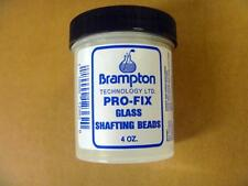 Golf Club Brampton Pro Fix Glass Shafting Beads For Epoxy Reshafting 4 Oz
