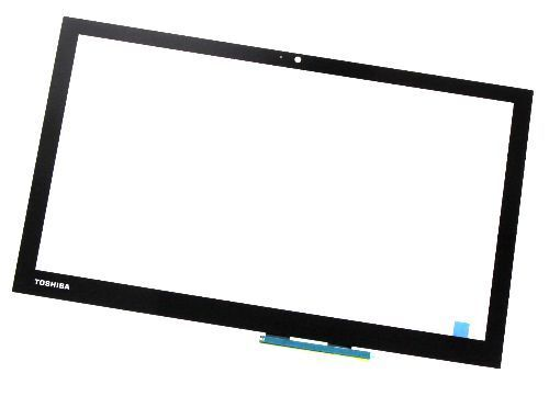 """Toshiba Satellite H000090120 New 15.6/"""" Touch Glass Digitizer Lens without Bezel"""