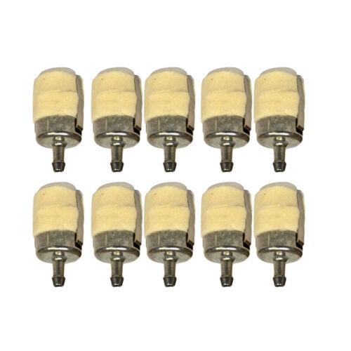 Details about  10x Fuel Filters Set For Walbro 125-528 Echo SRM200,SRM210 SRM211,SRM225 SRM230