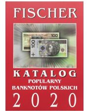 Katalog Banknoten Polen, Katalog banknotów polskich Fischer2020 Polish banknotes