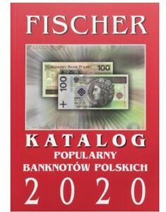 Katalog-Banknoten-Polen-Katalog-banknotow-polskich-Fischer2020-Polish-banknotes