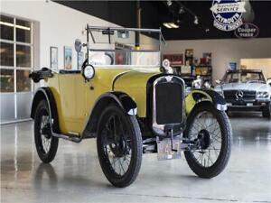 1925 Austin 7 Tourer