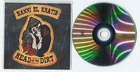 Hanni El Khatib - cd-PROMO - HEAD IN THE DIRT © 2013 - EU-1-Track - Rock