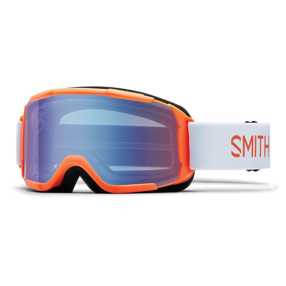 Smith Skibrille Snowboardbrille DAREDEVIL orange helmkompatibel