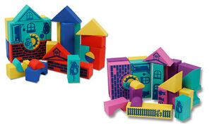 Bright-Bots-Foam-Bath-And-Building-Blocks-Set-Pink-or-Blue