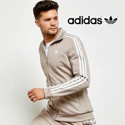 adidas Originals Men's Originals Superstar Tracktop, Vapor