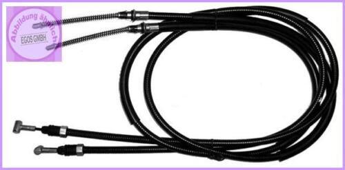 frein de stationnement convient pour FORD FIESTA IV 9025102 Commande à câble