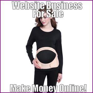 WOMENS-MATERNITY-Website-Earn-20-50-A-SALE-FREE-Domain-FREE-Hosting-Traffic