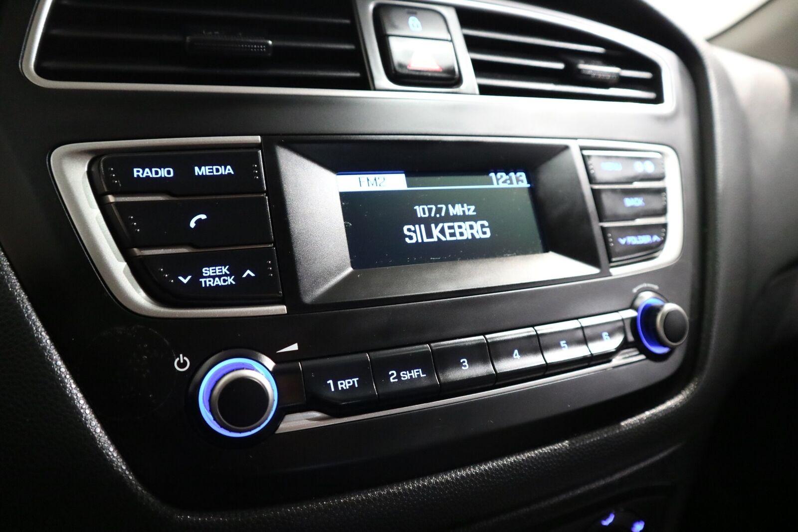 Hyundai i20 1,25 Life - billede 5