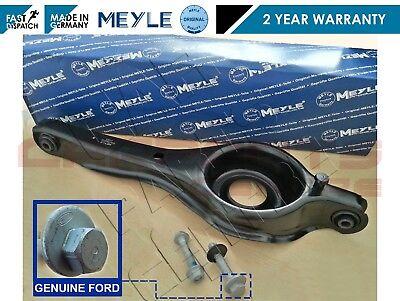Mk2 German Quality Rear Suspension Wishbone Repair Bolts Kit Ford Focus Mk1