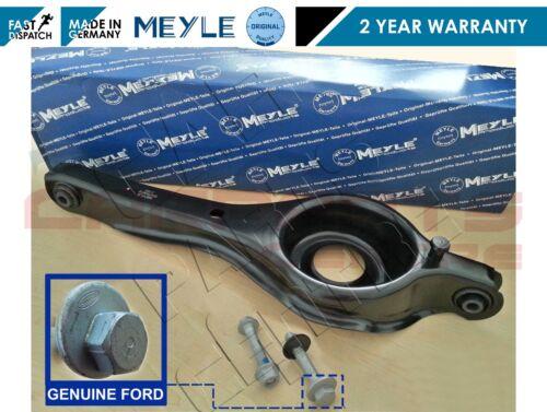 Pour Ford Focus MK2 Arrière Wishbone Suspension Bras Contrôle /& Boulons Meyle Allemagne