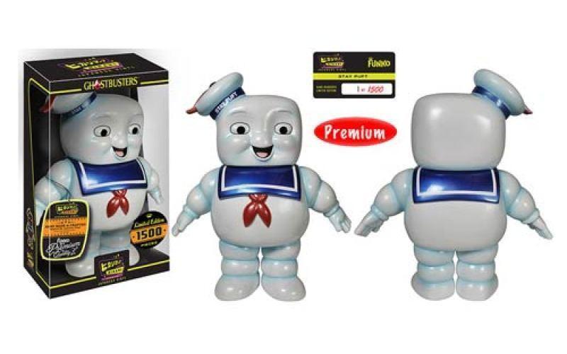 Ghostbusters Stay Puft Premium Hikari Sofubi Figure Funko