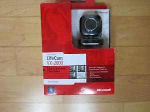 Microsoft Webcam VX 2000 eingebautes Mikrofon, Kamera, Windows 10 - Westerstede, Deutschland - Microsoft Webcam VX 2000 eingebautes Mikrofon, Kamera, Windows 10 - Westerstede, Deutschland