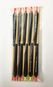Maver-12-No4-Shouldered-Stick-Fishing-Floats-7-1-2-034-19cm-Pack-of-10