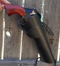 Heritage Rough Rider & Ruger Single Six 22 Cross Draw Gun Holster 6 1/2 barrel