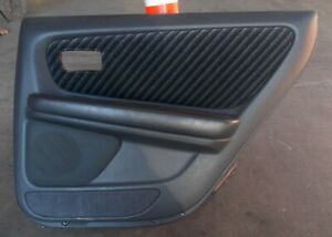 TOYOTA JZX100 CHASER  MARK 2 series1 door card trim rear R/H side damage #9E