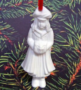White-Porcelain-Doll-Ornaments-Biscuit-Porcelain-Ornament-Hutschenreuther